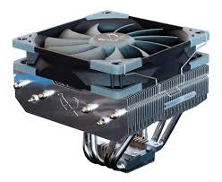 <b>Scythe</b> представила процессорный <b>кулер Choten</b> с конструкцией ...