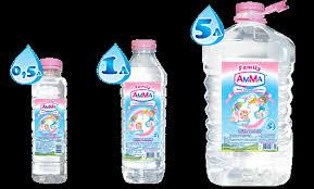 В продажу появилась детская <b>питьевая вода</b> Ам-ма (<b>Amma</b> ...