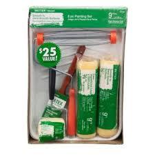 8-<b>Piece High</b>-<b>Density</b> Polyester Knit Paint Tray Kit-RS 701 SP - The ...