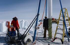<b>Blue Ice</b> Drill | Ice Drilling Program