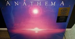 Vinyl At Large: <b>ANATHEMA Judgement LP</b> + CD