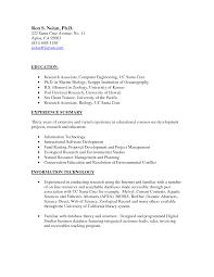 marine biology resume objectives cipanewsletter marine resume ideas marine biology examples cover letter