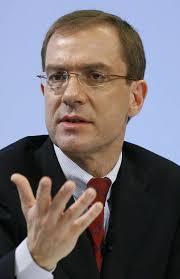 Der UBS-Konzernchef war Vermögensverwaltungschef. play Marcel Rohner. (Reuters) - Marcel-Rohner
