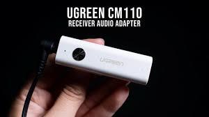 UGREEN CM110 Review | <b>Bluetooth 5.0 Receiver</b> Audio Adaptor ...