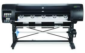 <b>HP DesignJet</b> Z6610 Production Printer