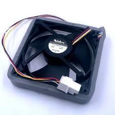 refrigerator cooling fan <b>New Original Nidec</b> U12E12MS4A3-57 J232 ...
