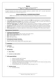 recent format of resume resume format  latest