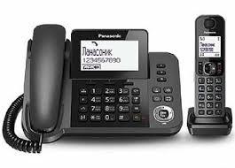 радиотелефон panasonic kx tgf310rum