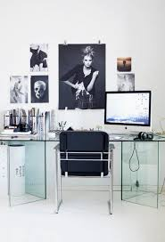 Architecture Awesome Modern Home Office Desk Design  S