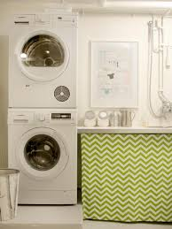 Narrow Laundry Room Ideas 10 Chic Laundry Room Decorating Ideas Hgtv