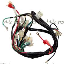 compare prices on quad bike atv online shopping buy low price shipping wire loom wiring harness wireloom 50cc 110cc 125cc atv quad bike buggy go kart