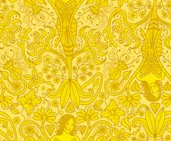 the yellow wallpaper by