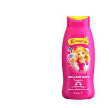 Детские гели для душа, <b>пена для ванны</b> для <b>детей</b> «Принцесса ...