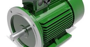 IEC Electric Motors - B35 Flange-foot mount - 3D CAD models