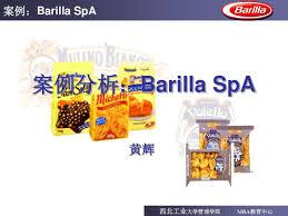 barilla spappt word  26696203632099826512165306barilla spa