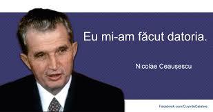 Resultado de imagem para nicolae ceausescu