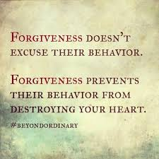 Intend to Start Your 2014 with Forgiveness (Quotes) - Intent Blog