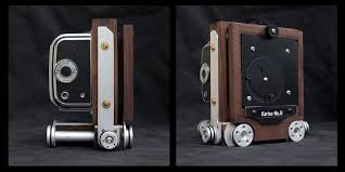 Interesting Diy 6x6 Camera Design. The pinhole lensboard changes ...