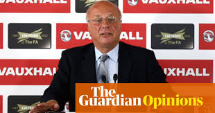 <b>Greg Dyke</b> seems to forget his role <b>in</b> the Premier League's formation
