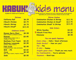 10 of 10 price lists menus benihana dallas ese steakhouse view full size image