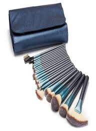 Shop <b>22</b>-<b>Piece</b> Professional <b>Cosmetic Makeup</b> Brushes Set With ...