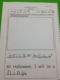 cute kid note of the day i will be a ninja for halloween the cute kid note of the day i will be a ninja for halloween the huffington post