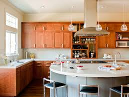 ideas curved kitchen island