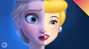 Why Do <b>Disney</b> Princesses All Look Like <b>Babies</b>? - YouTube