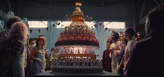 Sainsbury's celebrates <b>brand</b> values with a cinematic <b>cake</b> to mark ...