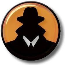 Image result for secret agent silhouette clip art