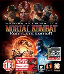 Download Mortal Kombat: Komplete Edition (Black Box) PC + Crack Torrent