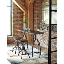 Rent to Own Ashley Odium <b>3</b>-<b>Piece Dining Set</b>