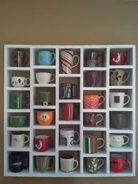 Schaaf House: The <b>coffee cup rack</b> | DIY in <b>2019</b> | <b>Coffee cup rack</b> ...