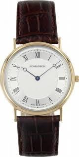 Наручные <b>часы Romanson TL5110SMG</b>(<b>WH</b>) Adel