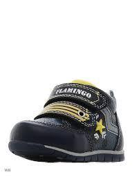<b>Ботинки Flamingo</b> 7384270 в интернет-магазине Wildberries.ru