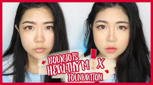 <b>Bourjois Healthy Mix</b> Foundation & Concealer First Impression ...