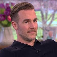 james van der beek this morning interview video celebrity
