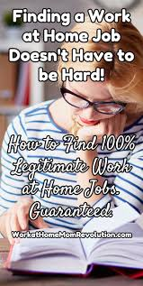 17 best images about work at home jobs work from finding a work at home job doesn t have to be hard how to