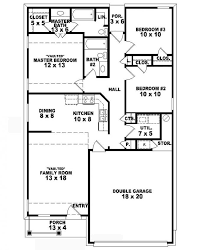 images about House Plans on Pinterest   House plans and more    Country Style House Plans   Square Foot Home  Story  Bedroom and Bath  Garage Stalls by Monster House Plans   Plan