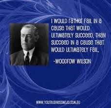 woodrow wilson quotes - Bing Images | Historical People Gifts of ... via Relatably.com