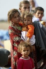 Risultati immagini per bionda yazidi