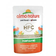 <b>Almo Nature паучи Classic</b> Cat Chicken Fillet - ЗооСлужба.рф ...