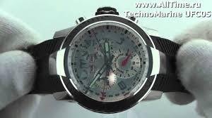 Мужские наручные швейцарские <b>часы TechnoMarine UFC05</b> ...