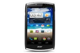 Acer CloudMobile S500 Android phone review • The Register