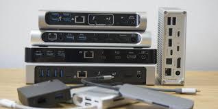 The best Thunderbolt 3 and <b>USB</b>-<b>C docks</b> and <b>hubs</b> for 2019   Ars ...