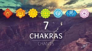 ALL <b>7 CHAKRAS HEALING</b> CHANTS | Chakra Seed Mantras ...