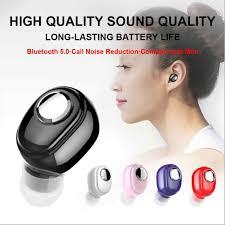 L15 <b>Mini In Ear Bluetooth</b> 5.0 Earphone HiFi <b>Sports Wireless</b> ...