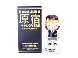 <b>Harajuku Lovers Lil' Angel</b> By Gwen Stefani For Women Edt Spray 1 ...