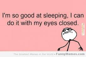 FunnyMemes.com • Funny memes - [I'm so good at sleeping... via Relatably.com