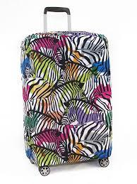 Чехол для чемодана <b>RATEL</b> размер S <b>Animal Zebras</b> - ElfaBrest